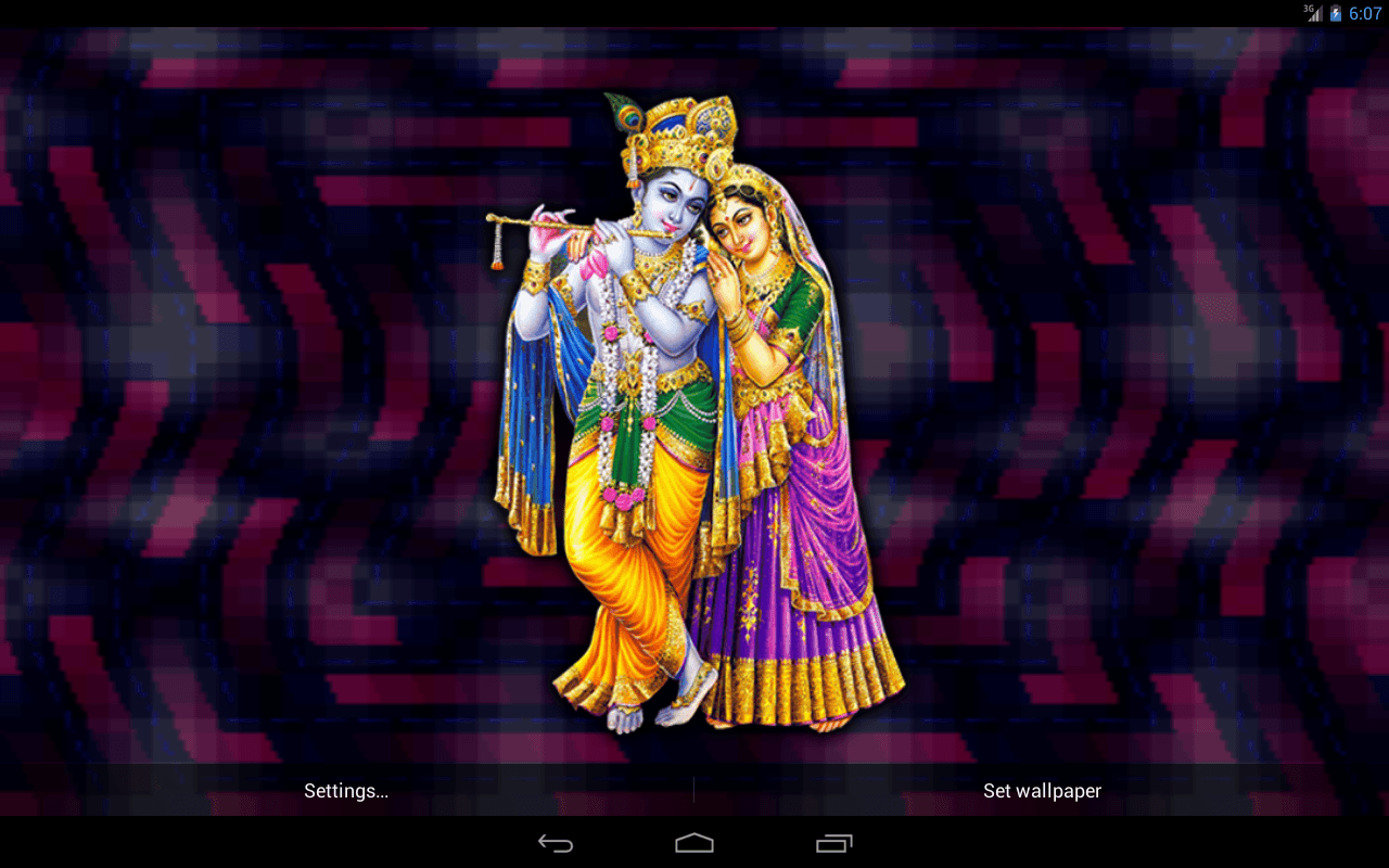 Photos: Radha Krishna Wallpapers 3d,