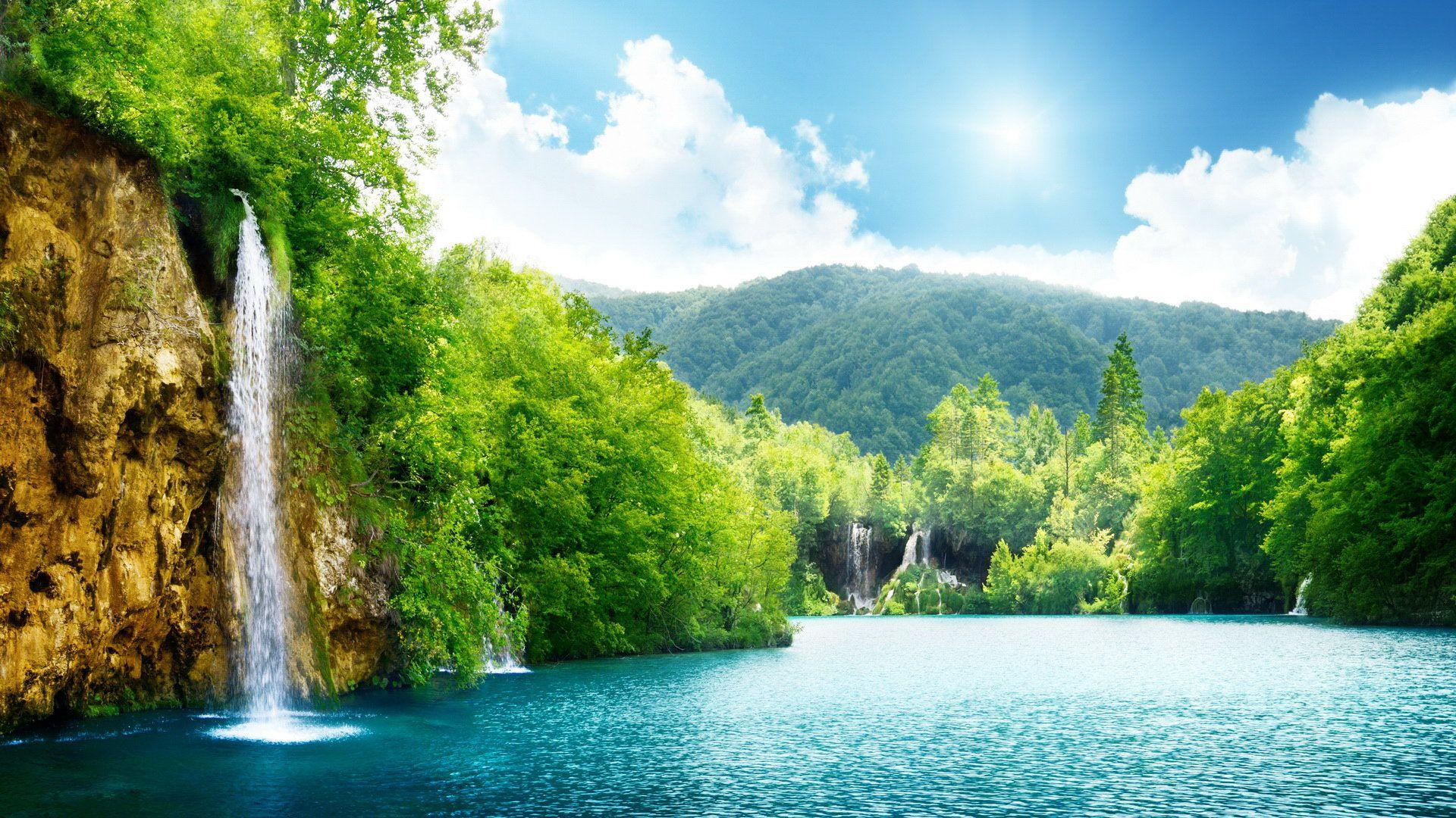 Hd Scenery Wallpapers For Pc Wallpaper Cave