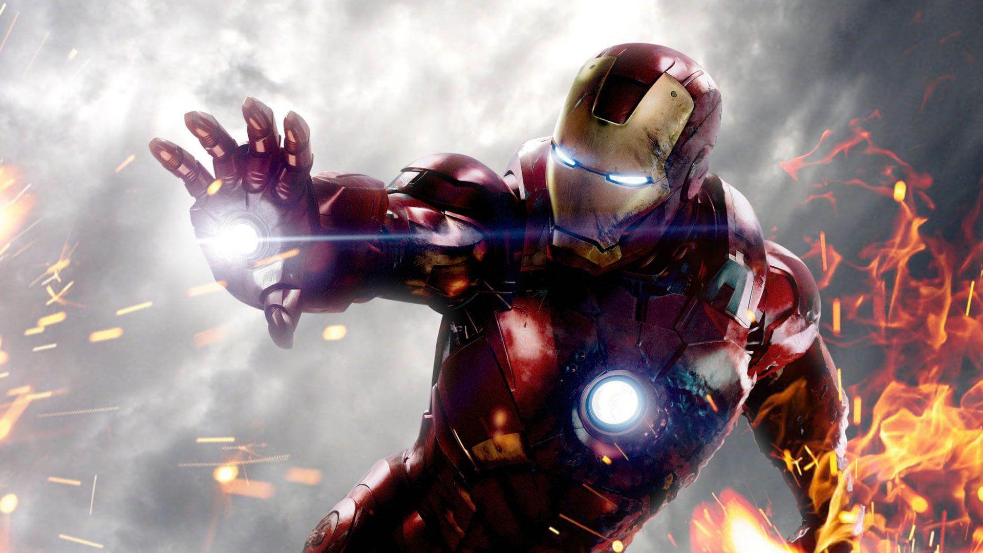 Iron Man Hd Wallpapers 1080p Wallpaper Cave