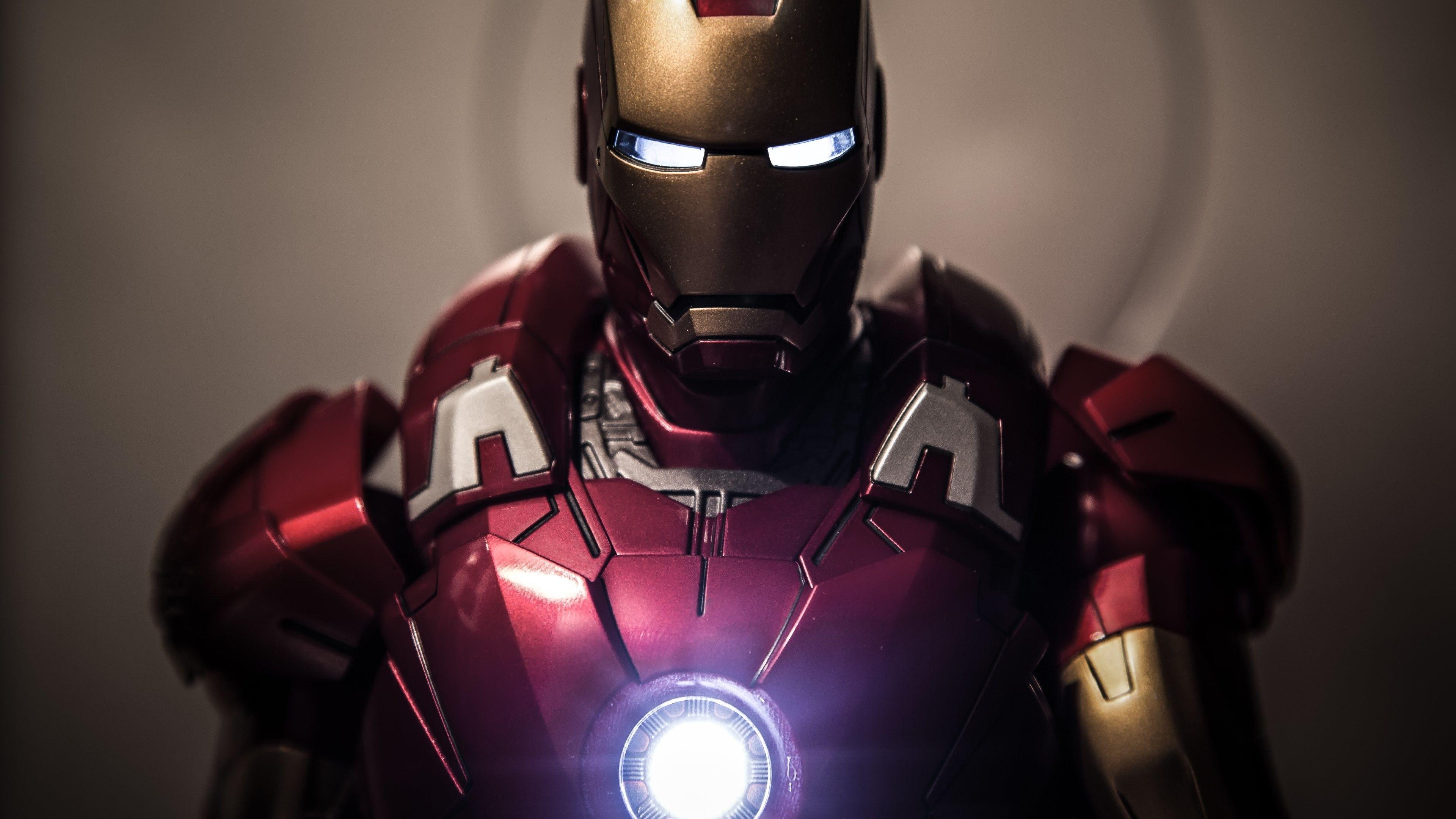 Iron Man 4k Wallpapers Wallpaper Cave