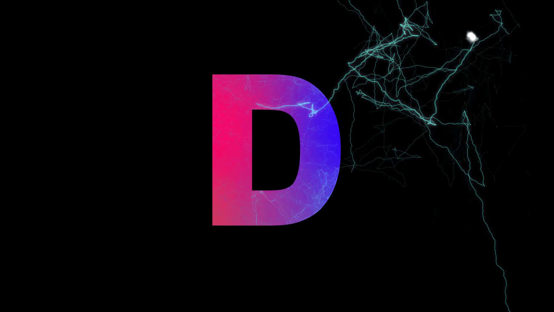 D Alphabet Wallpapers - Wallpaper Cave