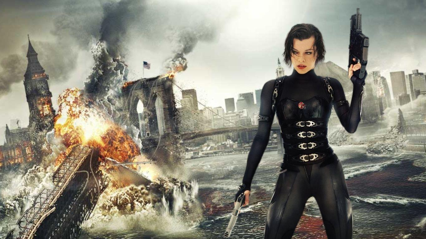 resident evil movies - HD1024×768