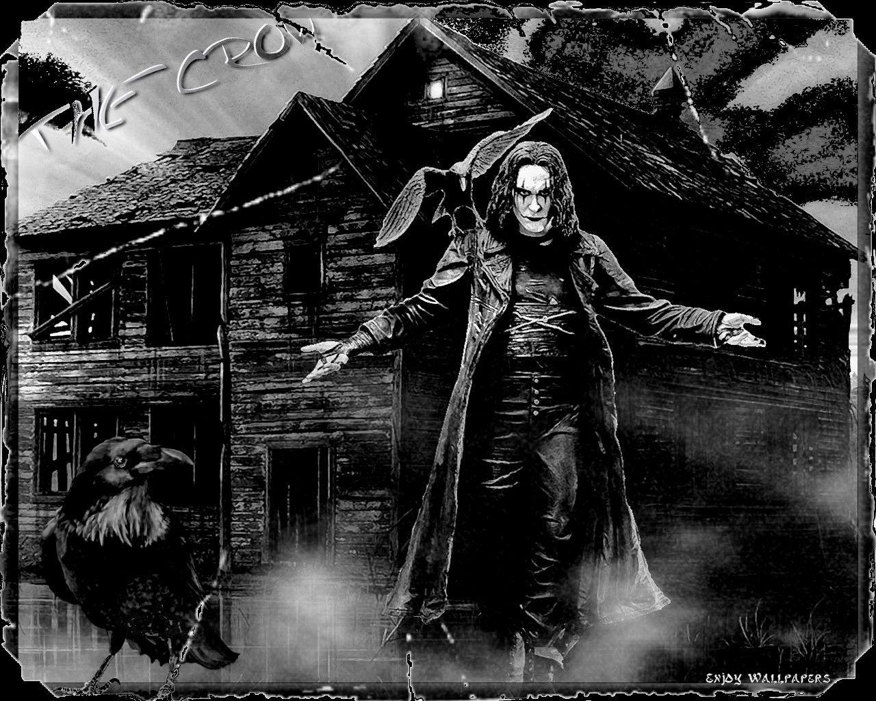 The Crow Wallpapers - Wallpaper Cave