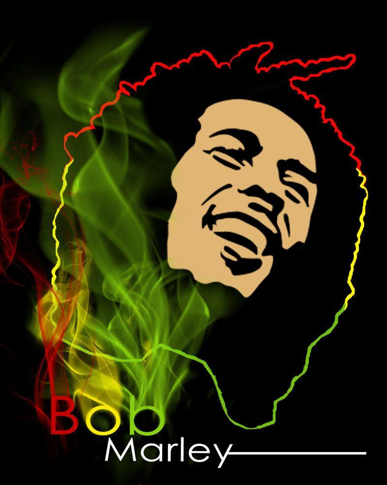 One Love Bob Marley Wallpapers Wallpaper Cave