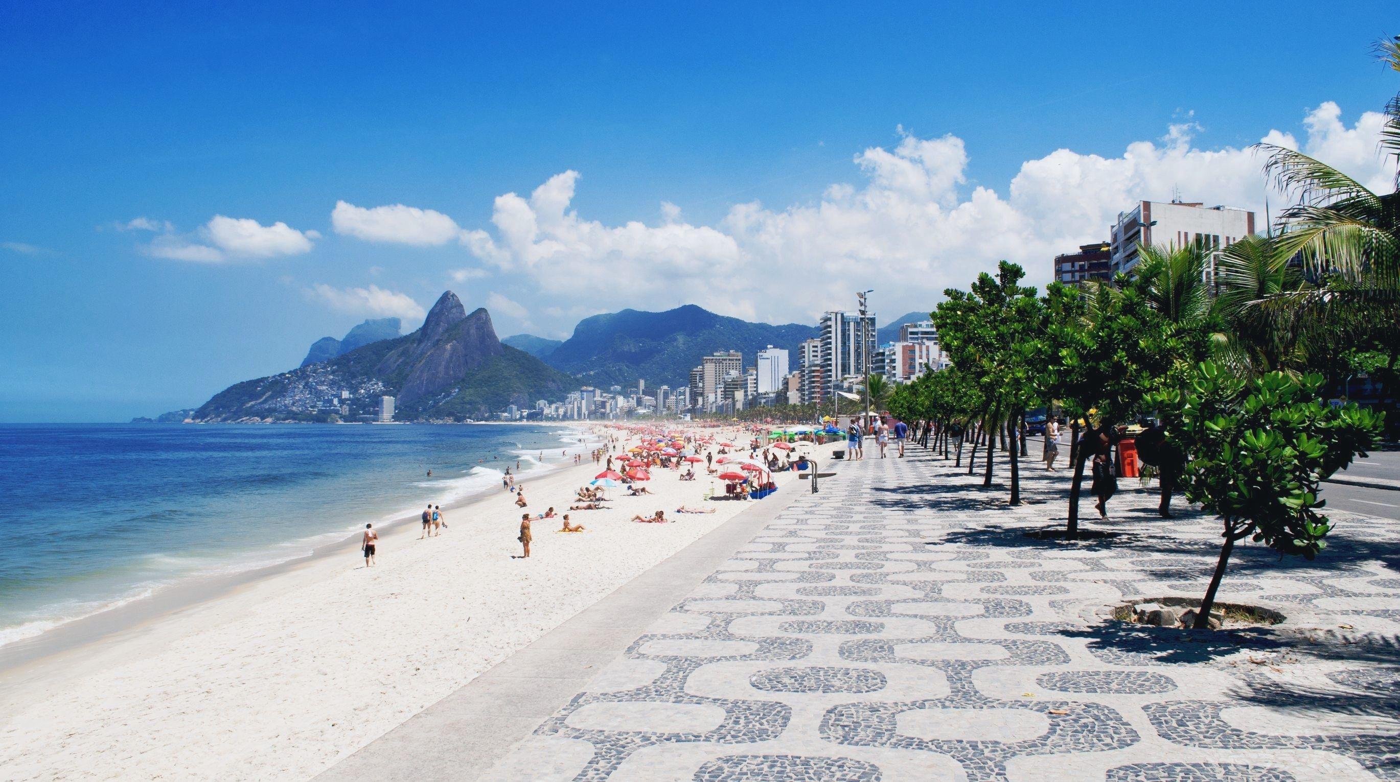 Copacabana Wallpaper Hd