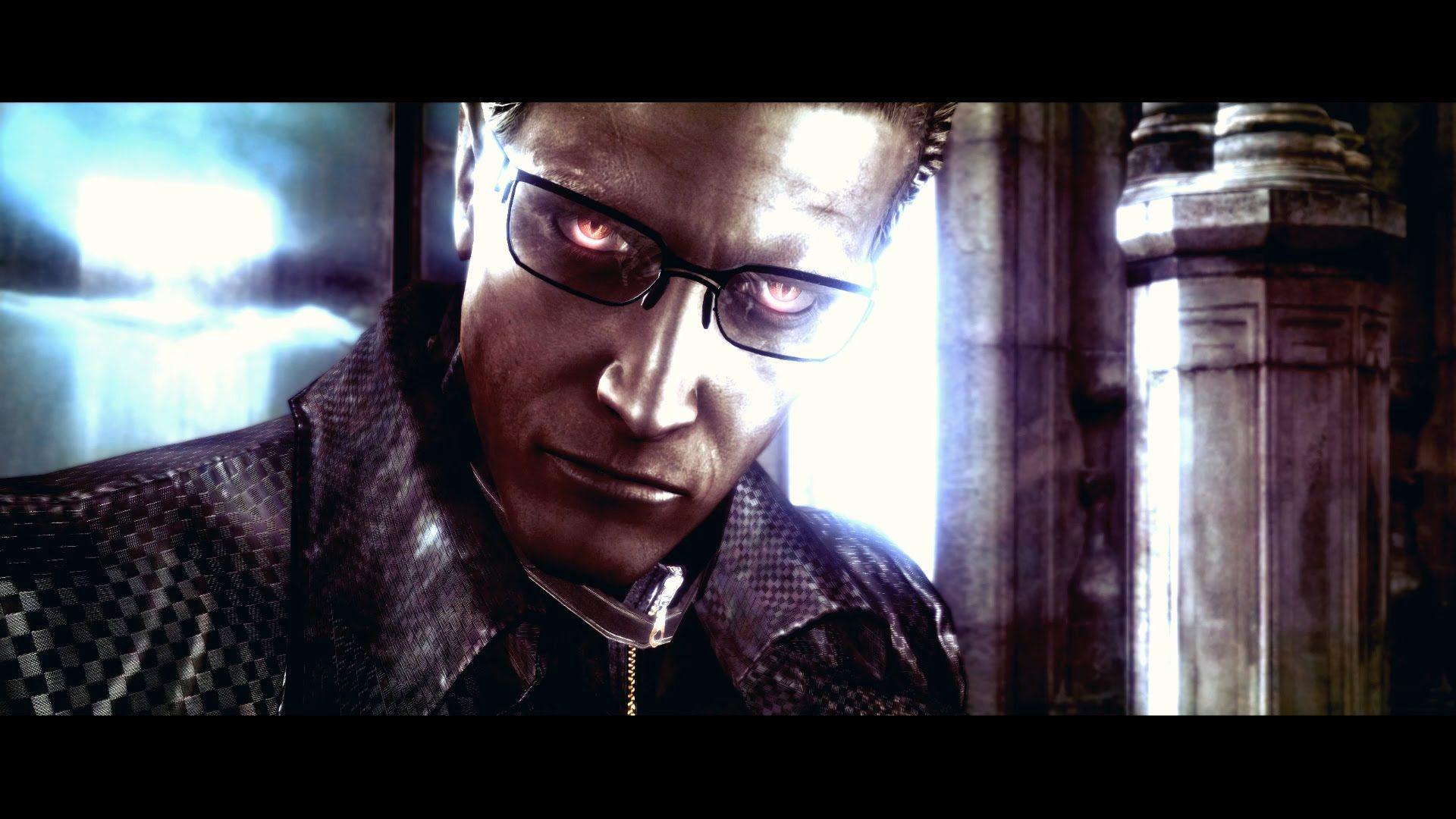 Resident Evil 5 Wallpapers Wesker Wallpaper Cave