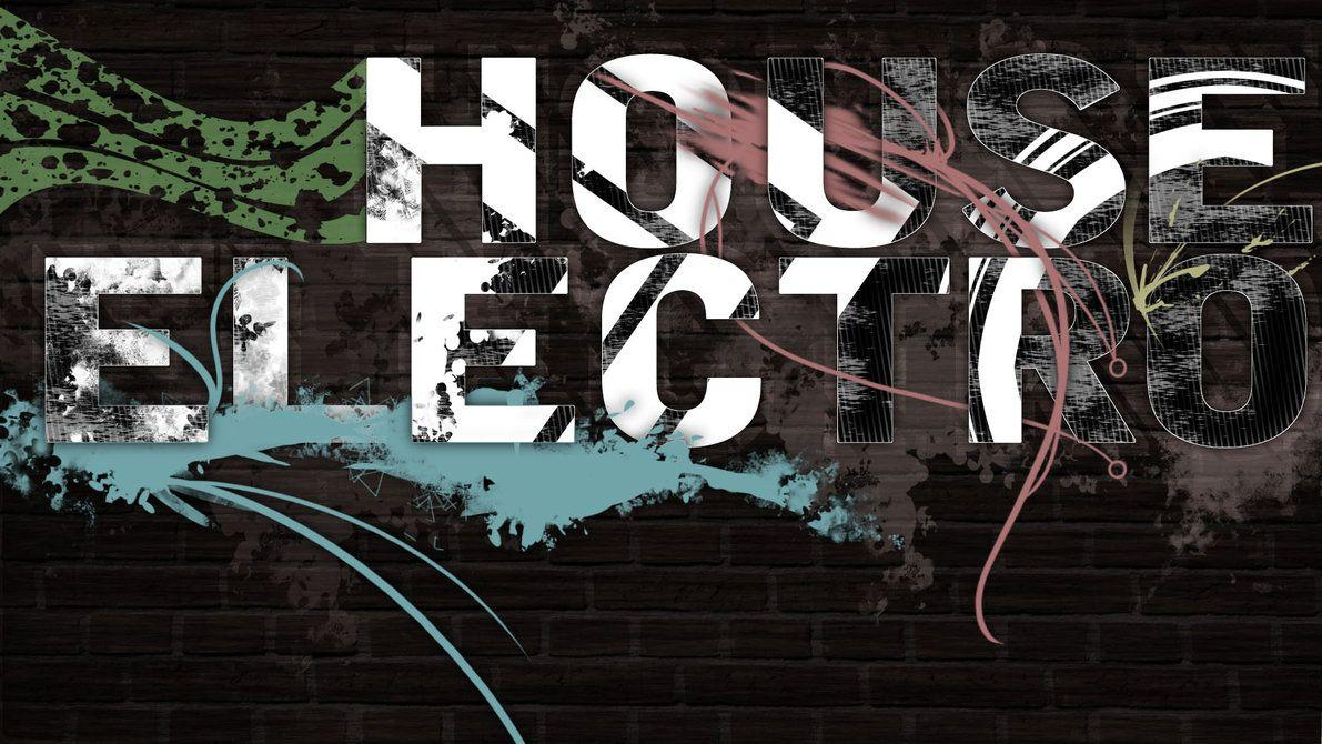 Electro House Wallpapers by JannikArts