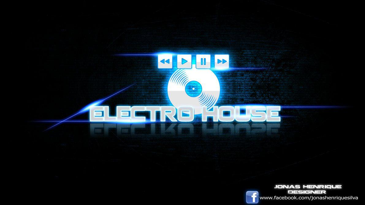 ELECTRO HOUSE Wallpapers by JonasDesigner