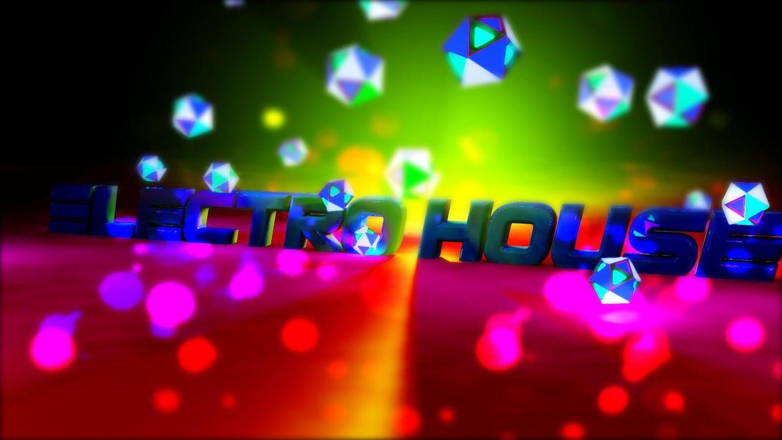 Electro House 3. wallpapers HD