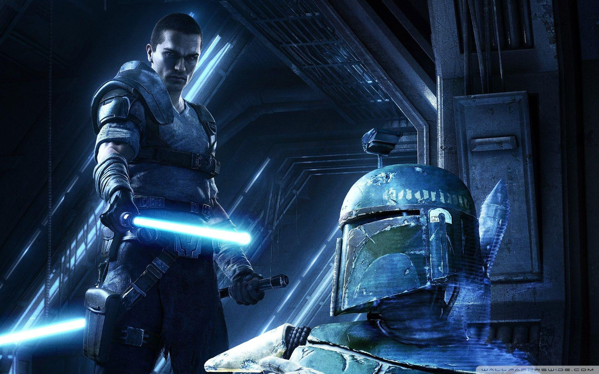 Star Wars The Force Unleashed 2 Wallpapers Wallpaper Cave