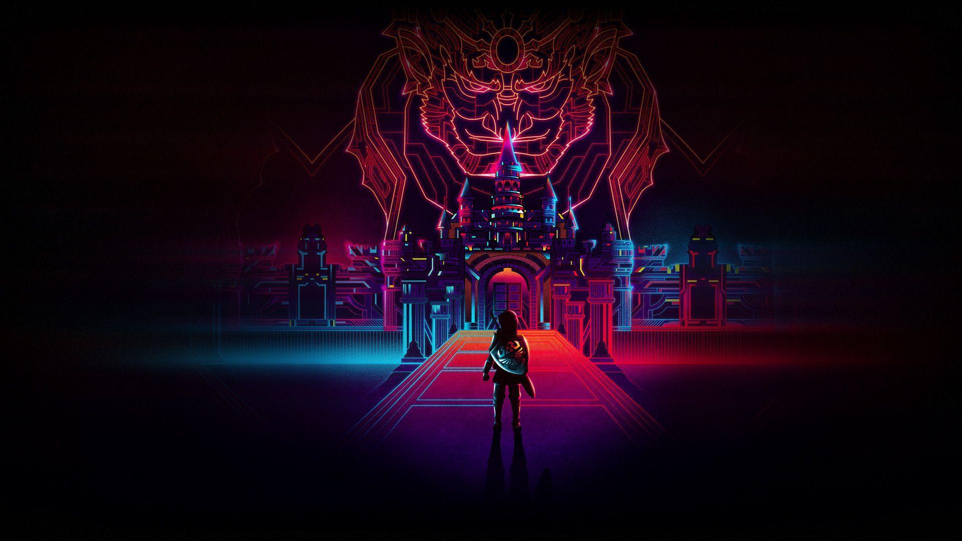 Retro Zelda Wallpapers - Wallpaper Cave