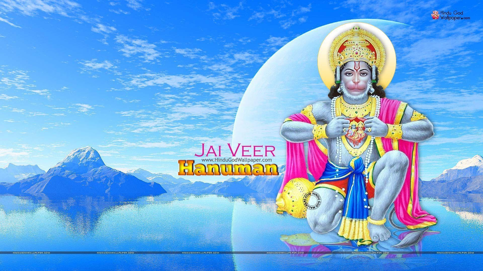 Lord Hanuman Wallpapers Full Size For Desktop Wallpaper Cave
