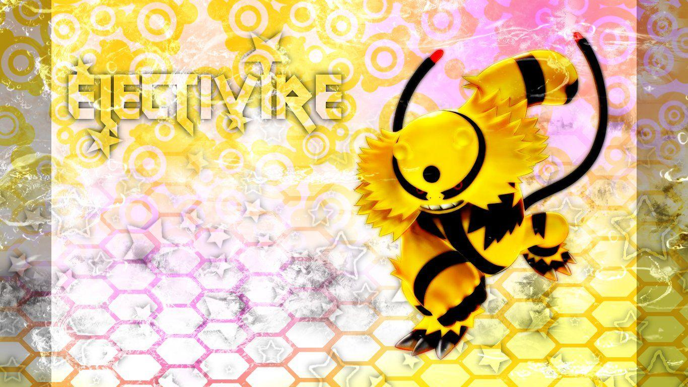 Electivire Widescreen 16:9 by applejackles