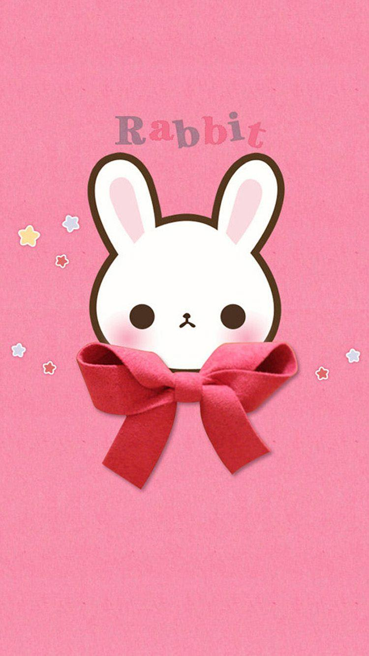 Cute Cartoon Bunny Backgrounds Wallpaper Cave