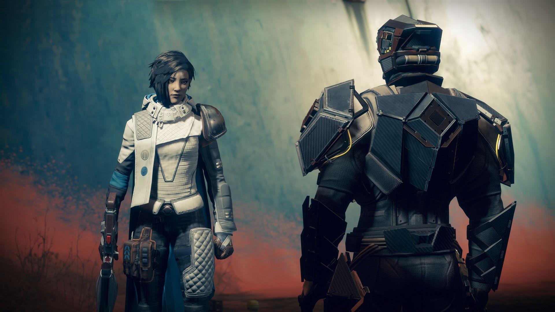 Destiny 2 Warmind Wallpapers Wallpaper Cave