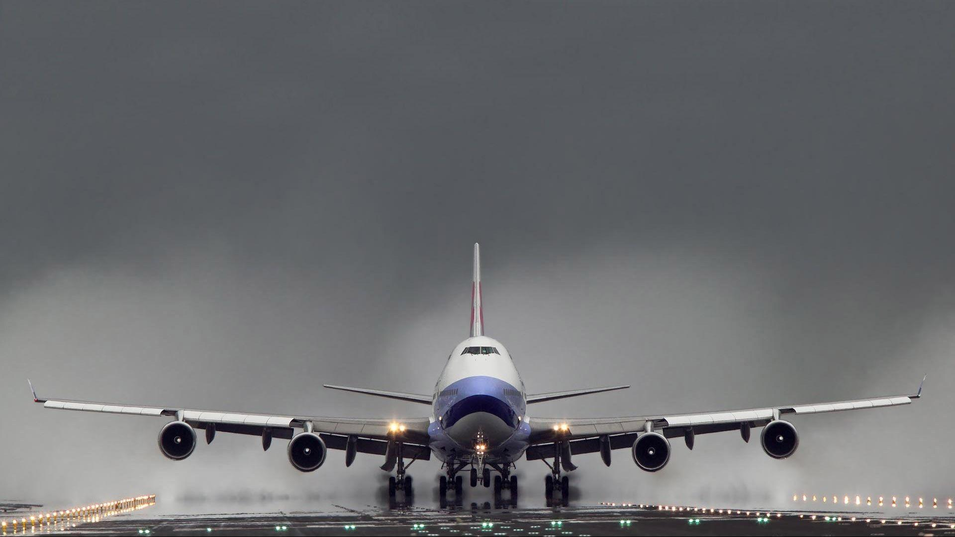 Boeing 747 Hd Wallpapers Wallpaper Cave