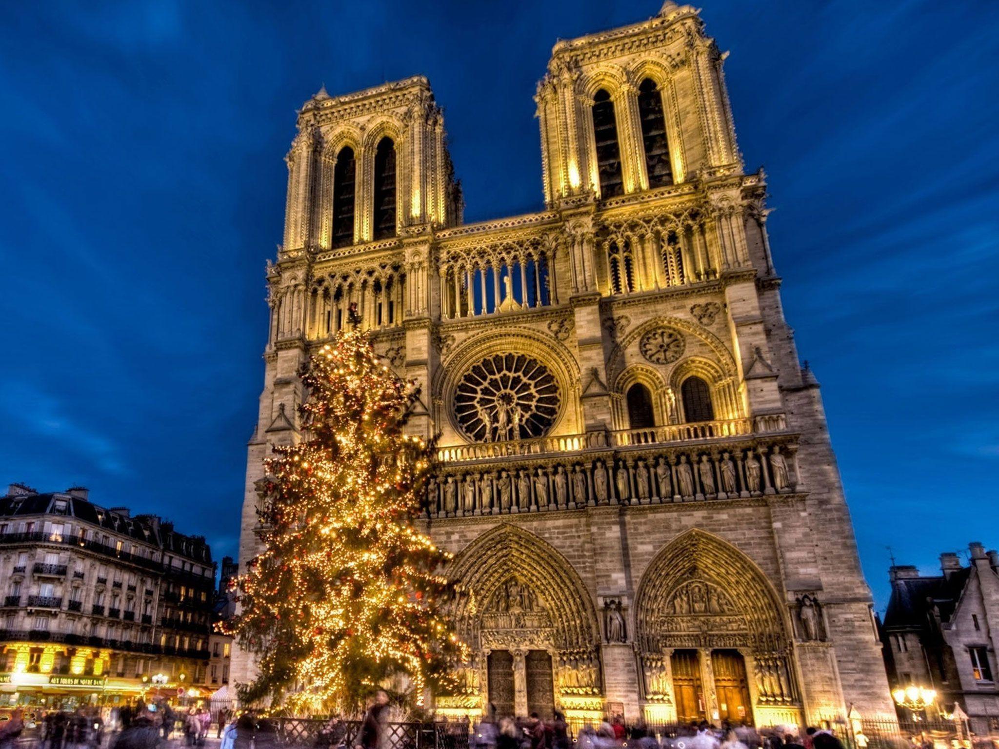 Desktop Backgrounds Paris Notre Dame - Wallpaper Cave