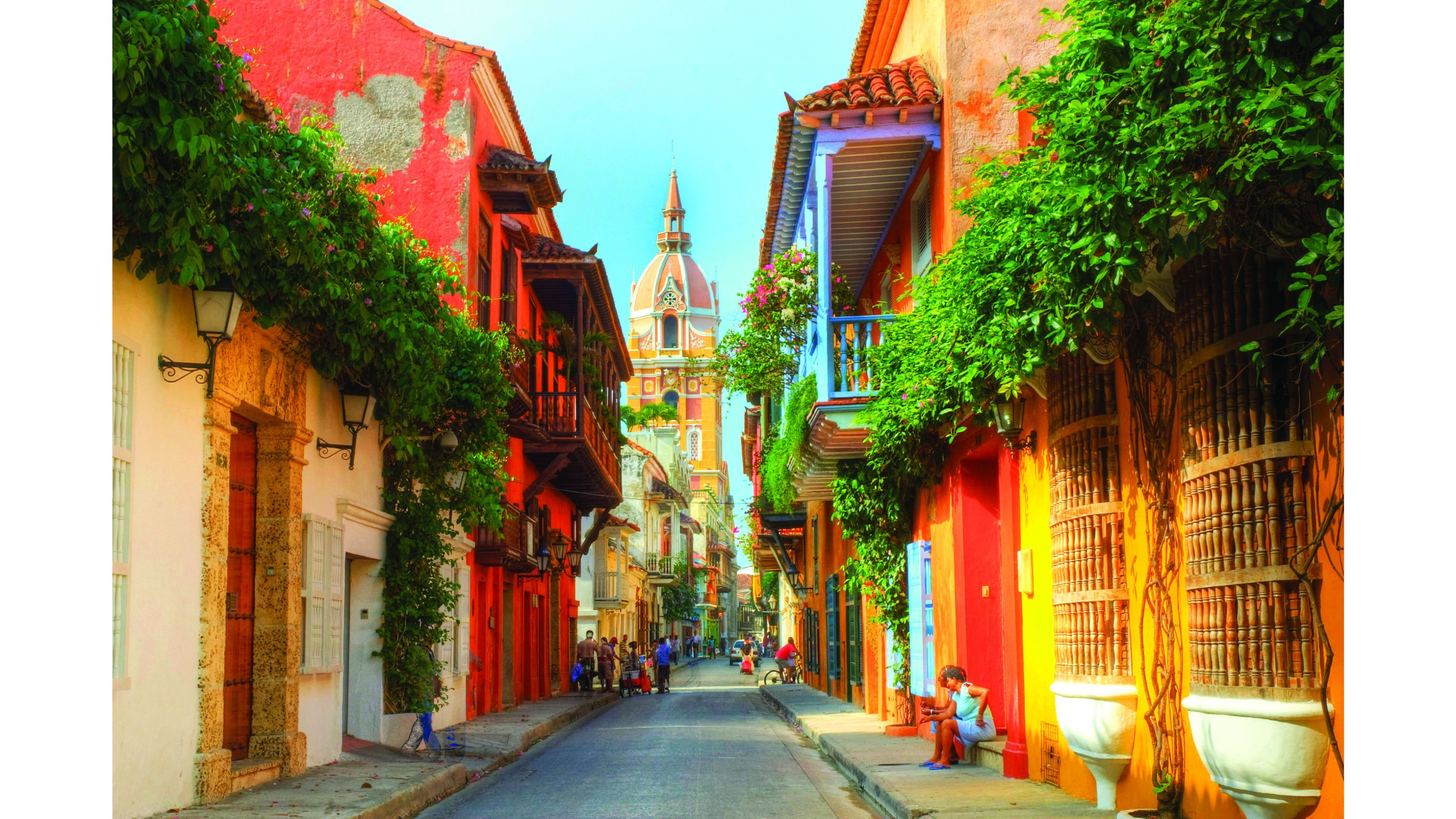 Cartagena Wallpapers - Cartagena Live Images, HD Wallpapers - T4 ...