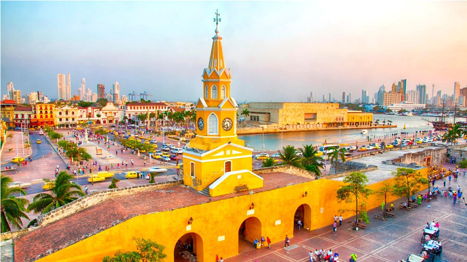Colombia: Colombia Clásica 8d / 7n from 663 €