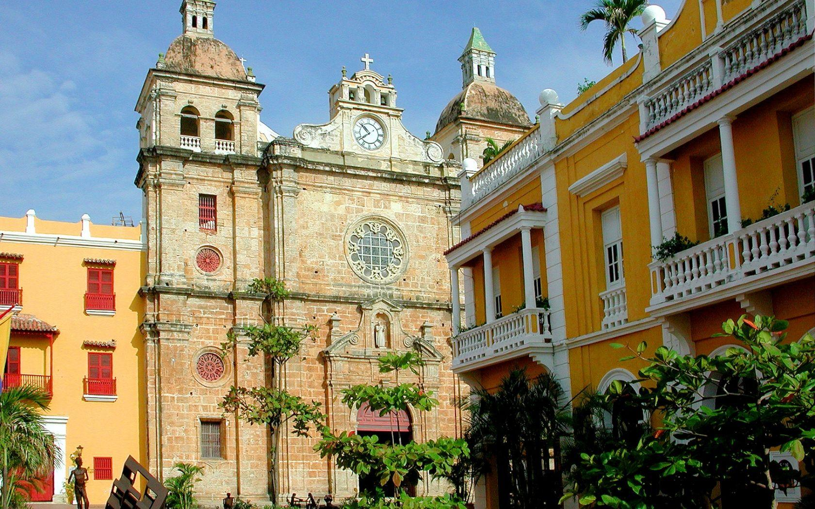 1800x1350px Cartagena Colombia Wallpaper - WallpaperSafari