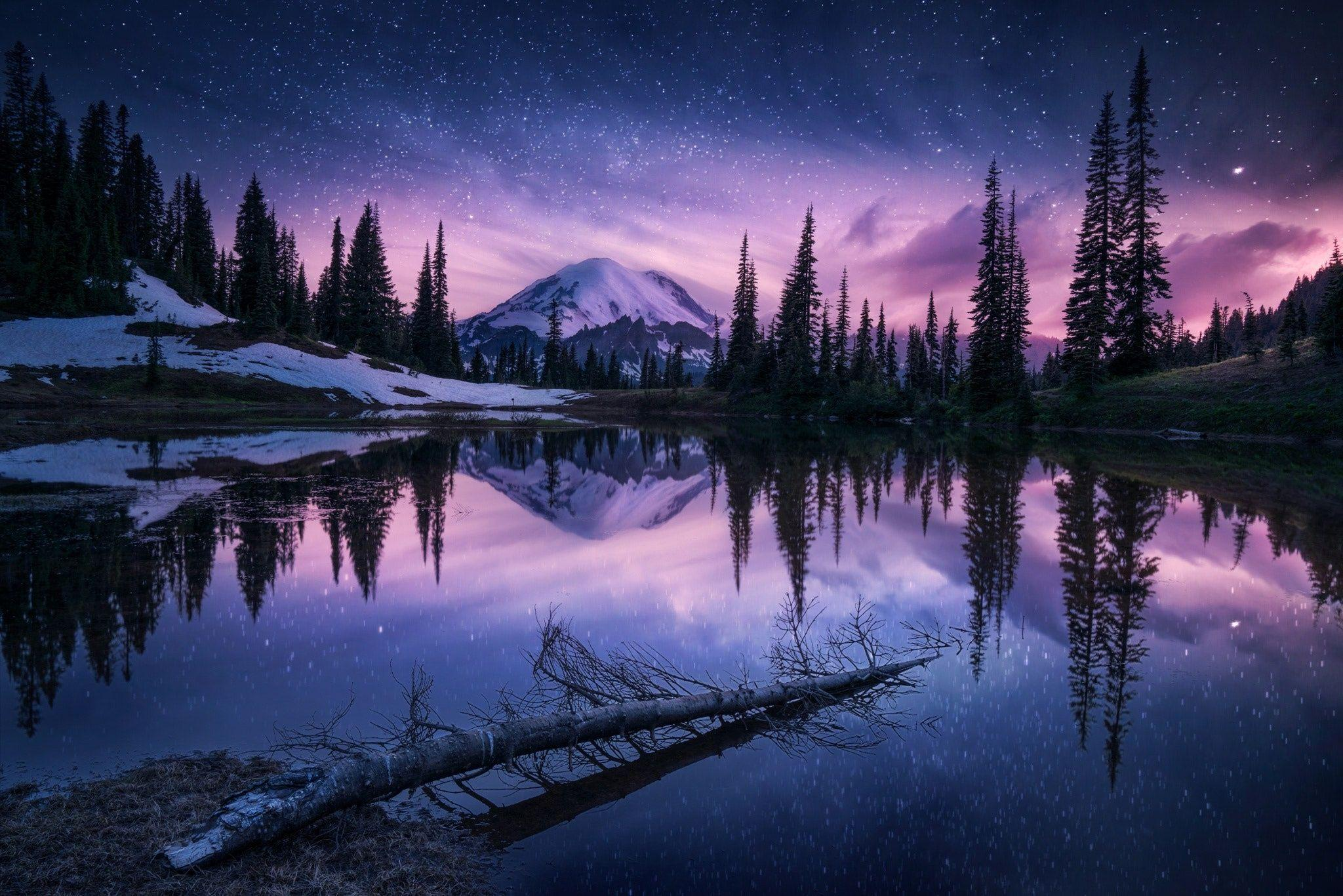 Wallpapers Nature Night - Wallpaper Cave