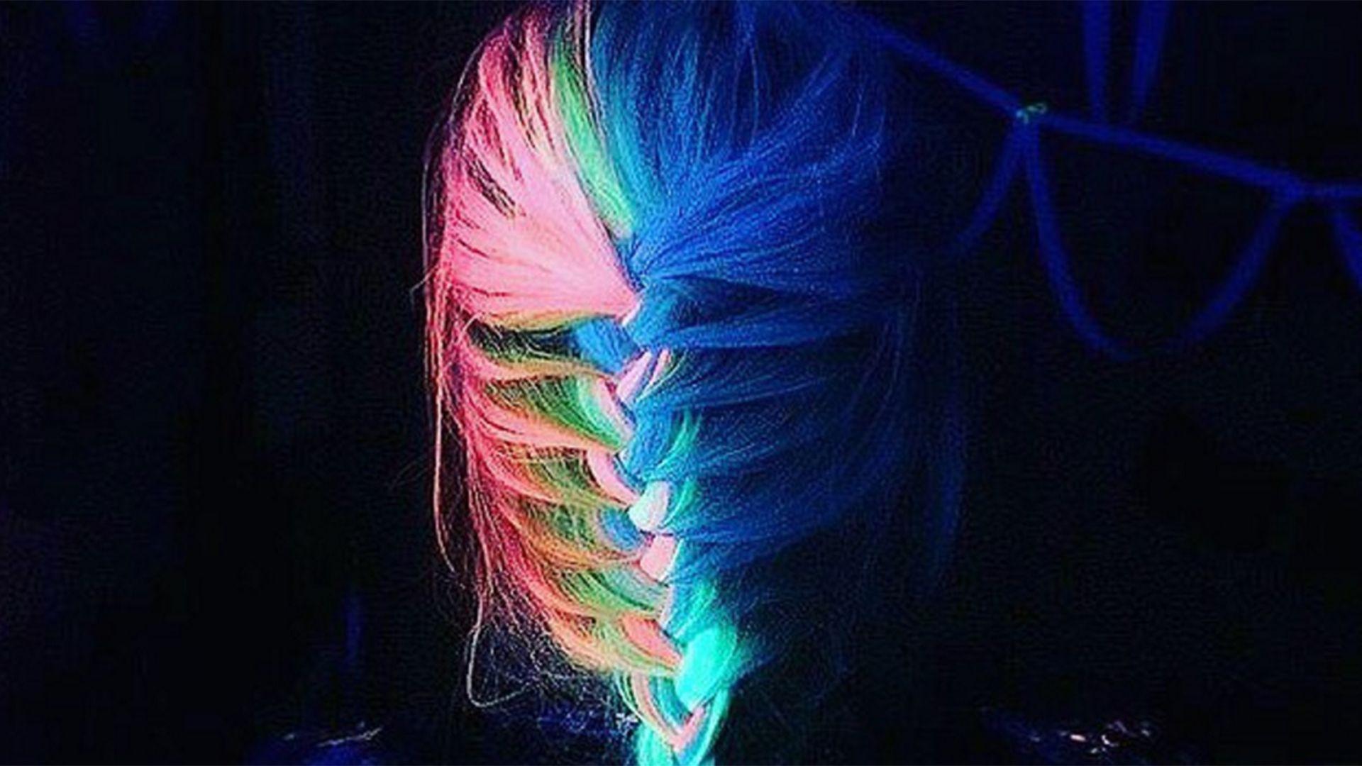 Rainbow Glow Wallpapers - Wallpaper Cave