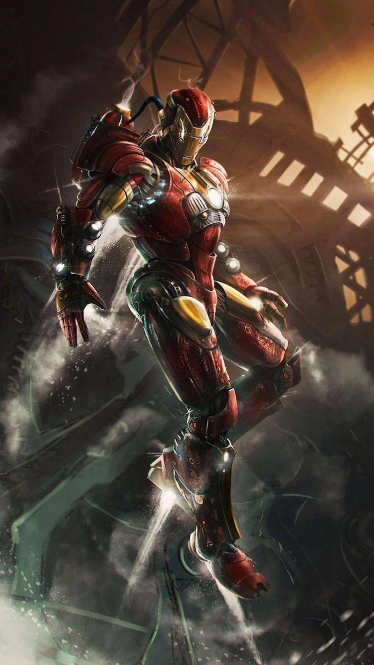 New Iron Man Wallpapers - Wallpaper Cave