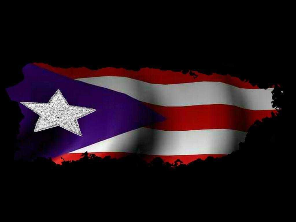 Puerto Rico Bandera Wallpapers Wallpaper Cave