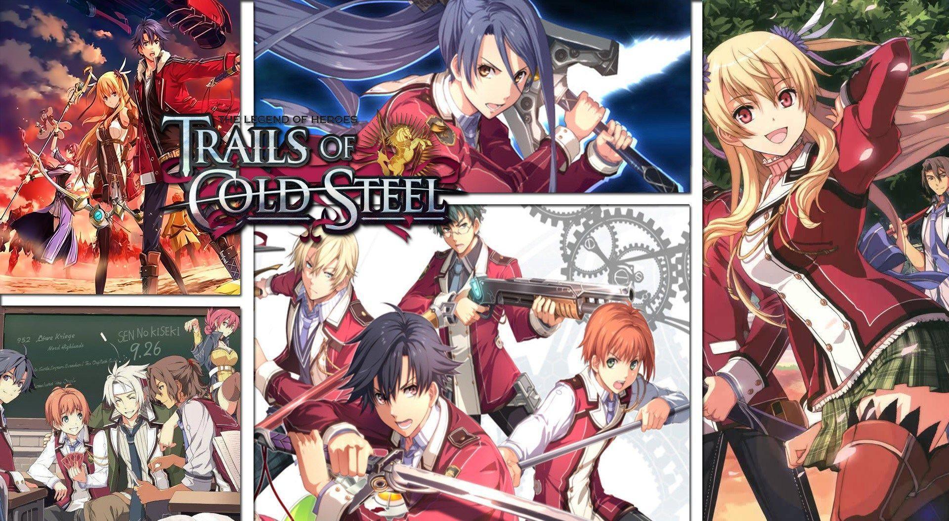 The Legend Of Heroes Trials Of Cold Steel Ii Wallpapers