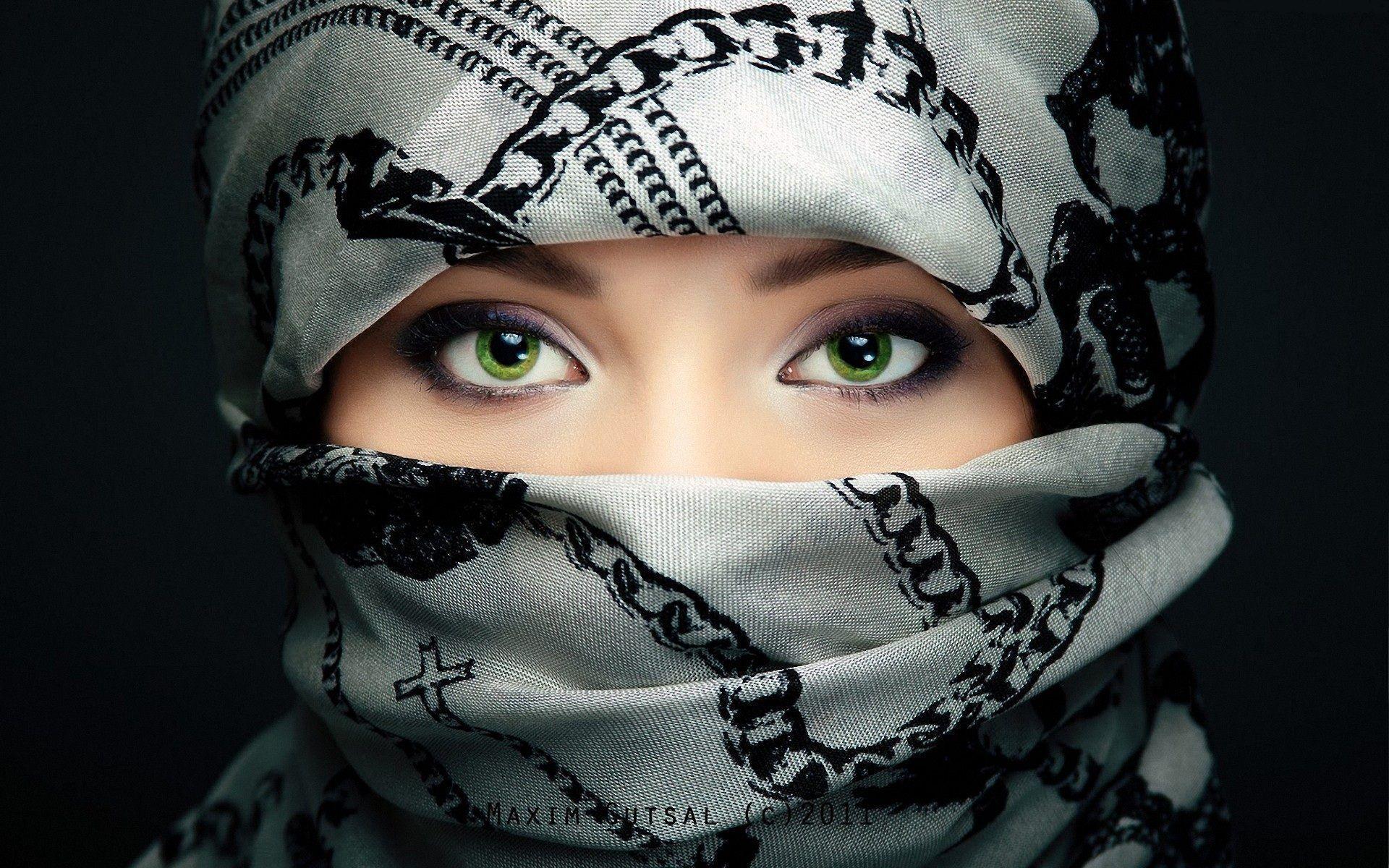 Photography Hijab Girl Eyes 4k Wallpapers Wallpaper Cave