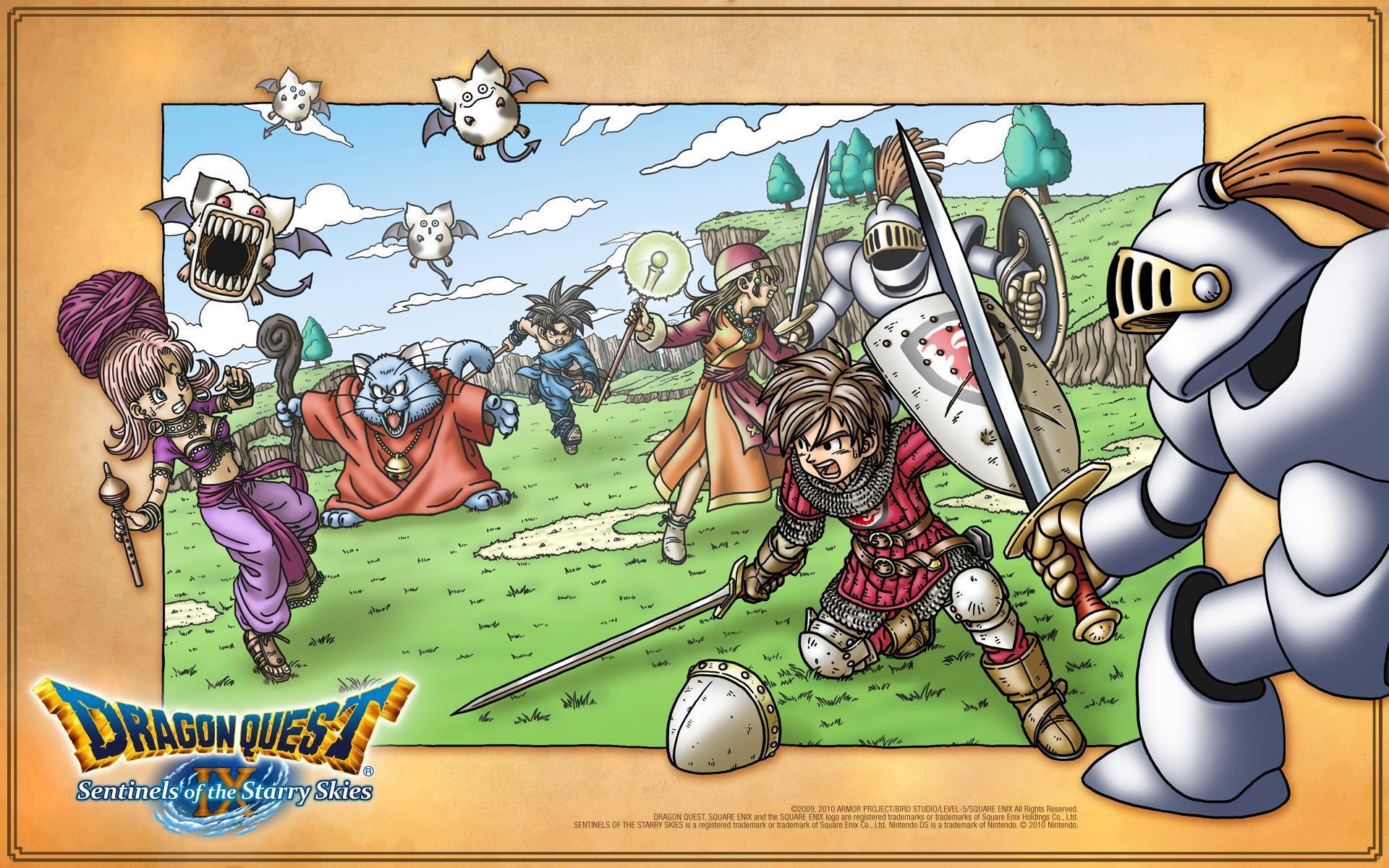 Dragon Quest Wallpapers Wallpaper Cave