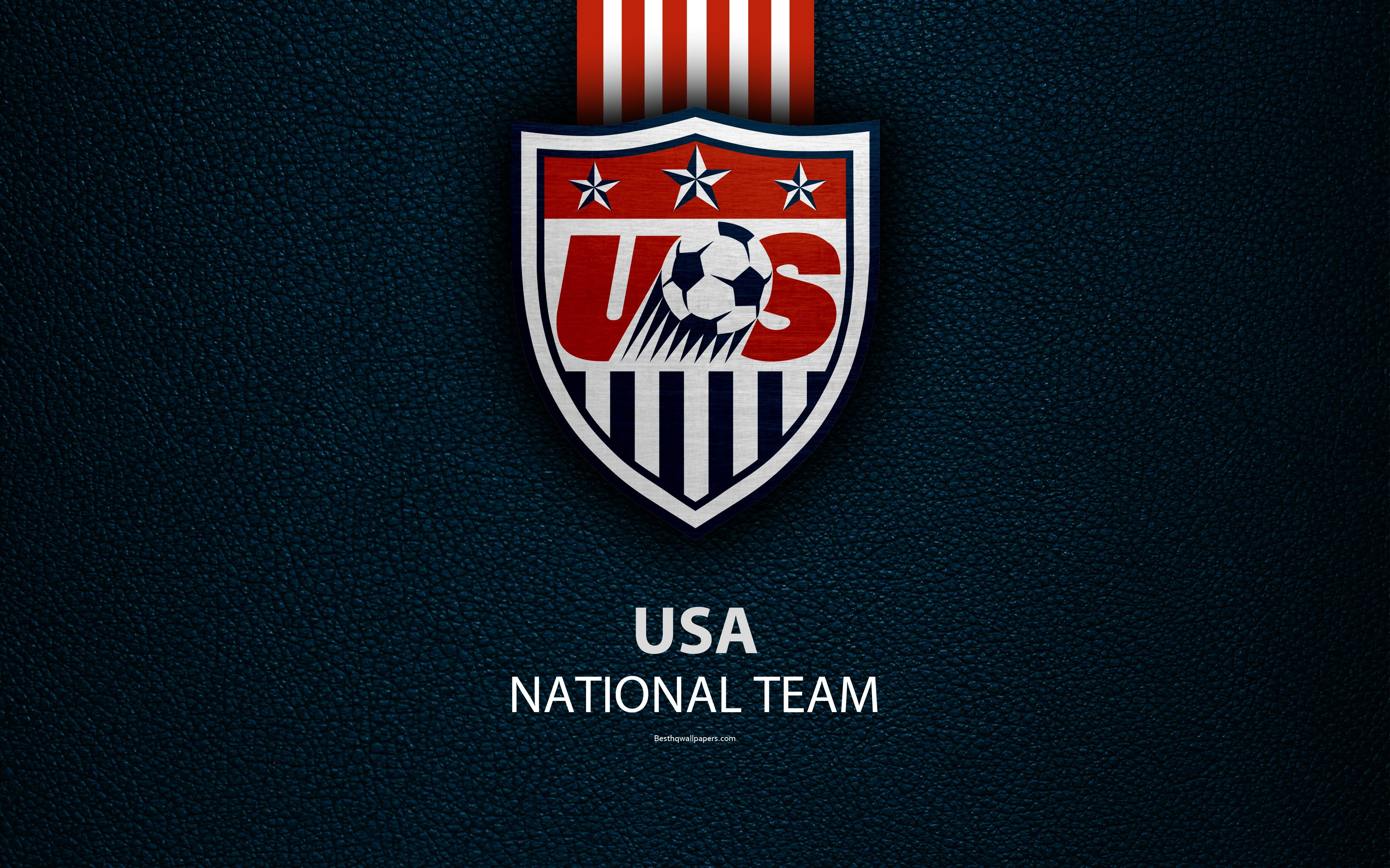 United States National Soccer Team Zoom Background 3