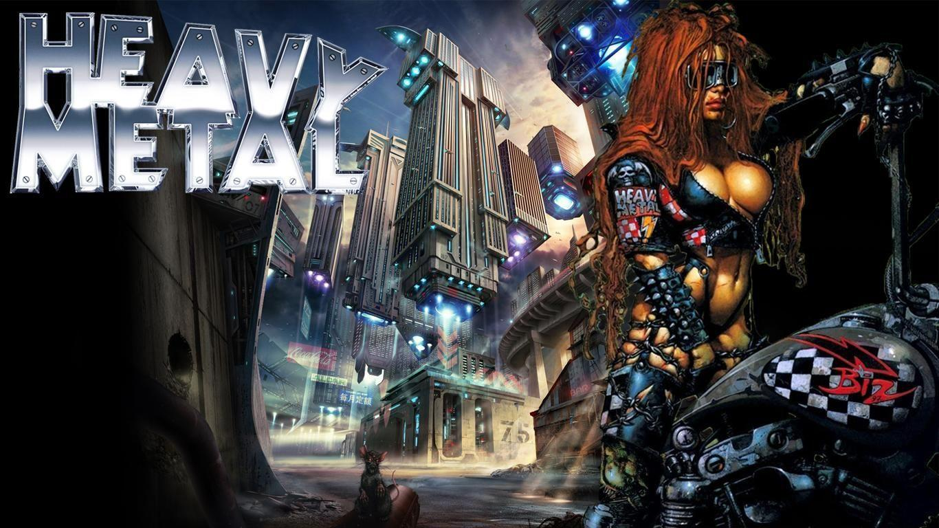 Heavy Metal Magazine Wallpapers Wallpaper Cave
