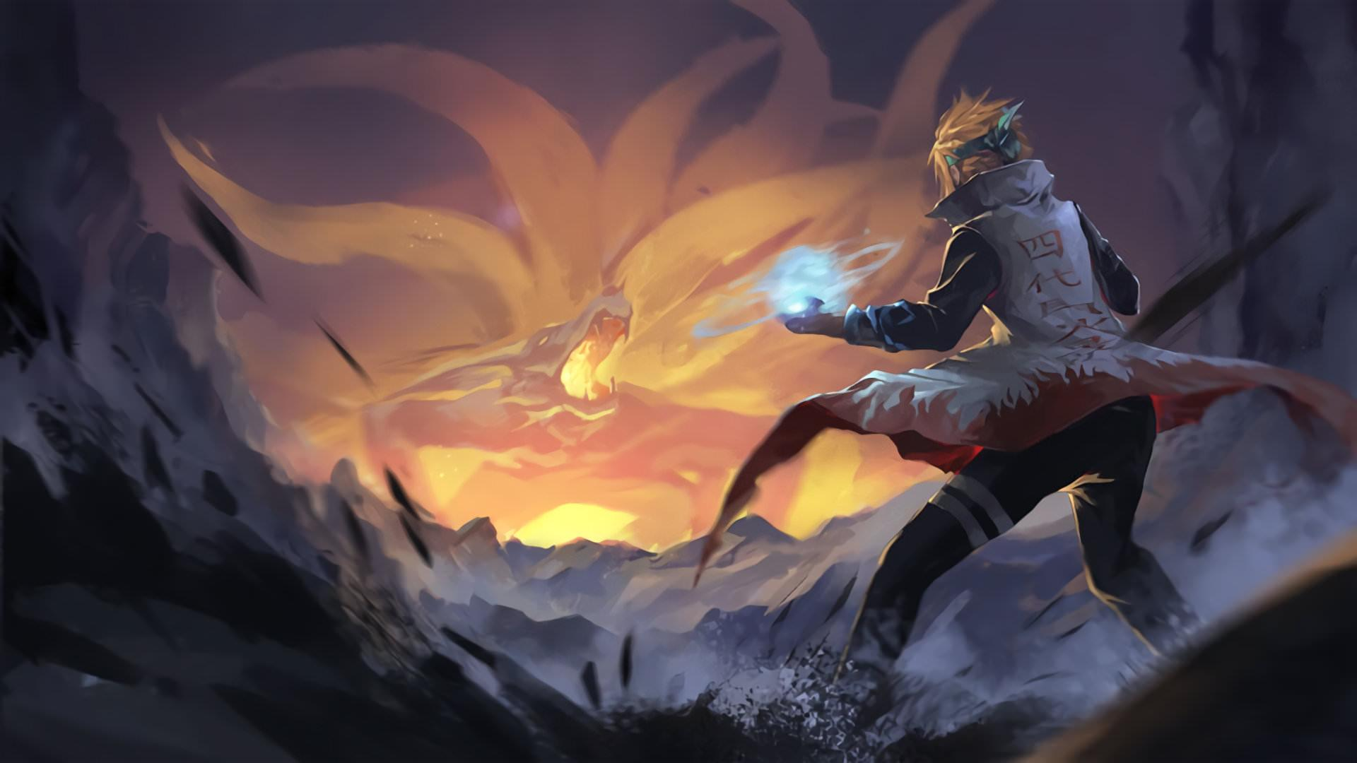 Naruto Backgrounds 1920x1080 - Wallpaper Cave