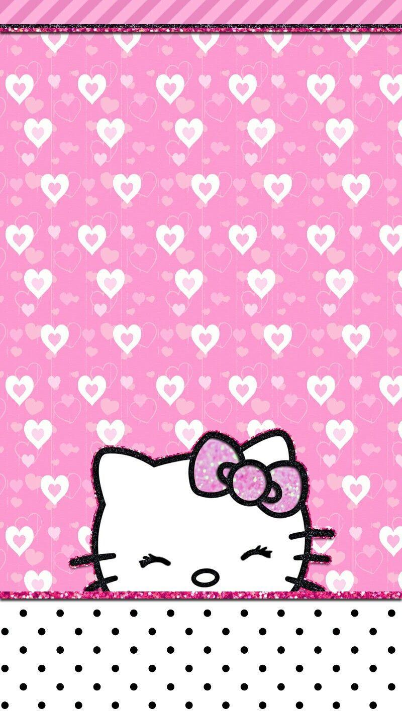 Hello Kitty Cell Phone Wallpapers Wallpaper Cave