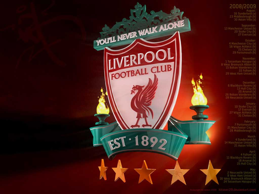 Liverpool Fc: Liverpool FC Wallpapers