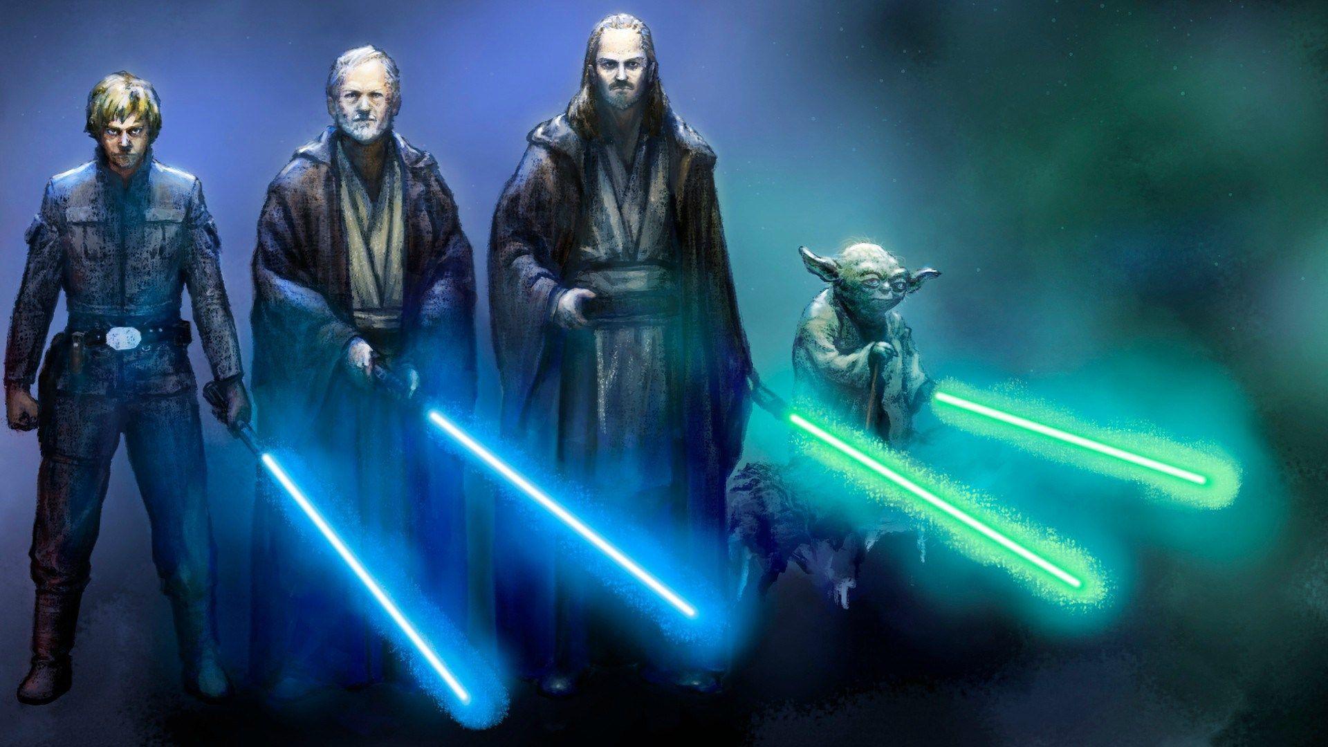 Star Wars Jedi Backgrounds Wallpaper Cave