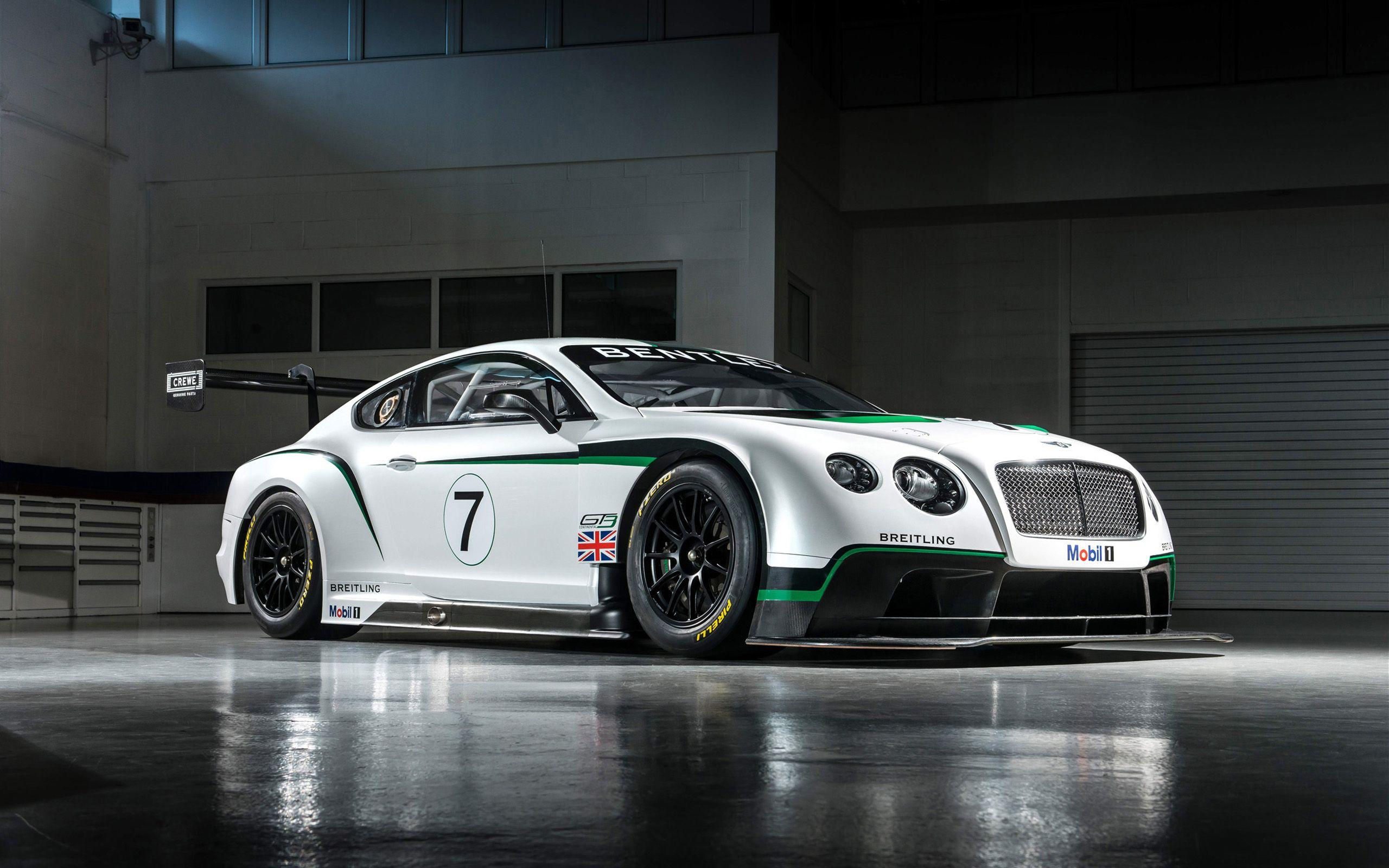 2013 Bentley Continental GT3 Wallpaper | HD Car Wallpapers