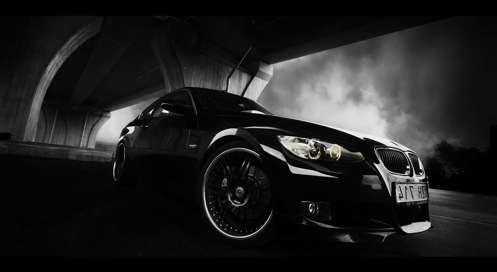 Black BMW Wallpapers - Wallpaper Cave