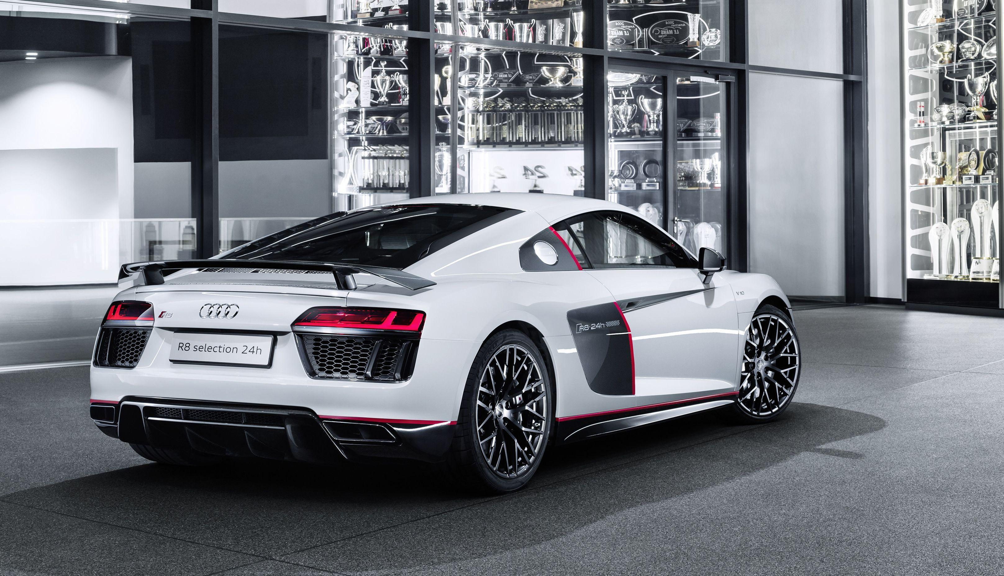 Audi R8 Coupe V10 Plus Selection 24h Edition 2