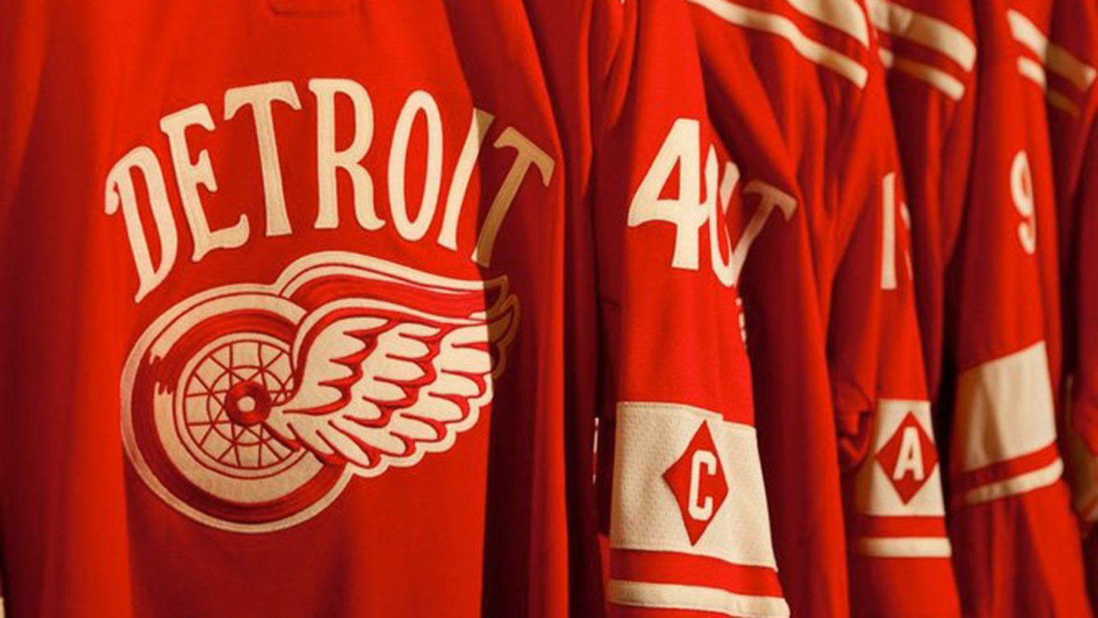 Detroit Red Wings Wallpapers Free Wallpaper Cave