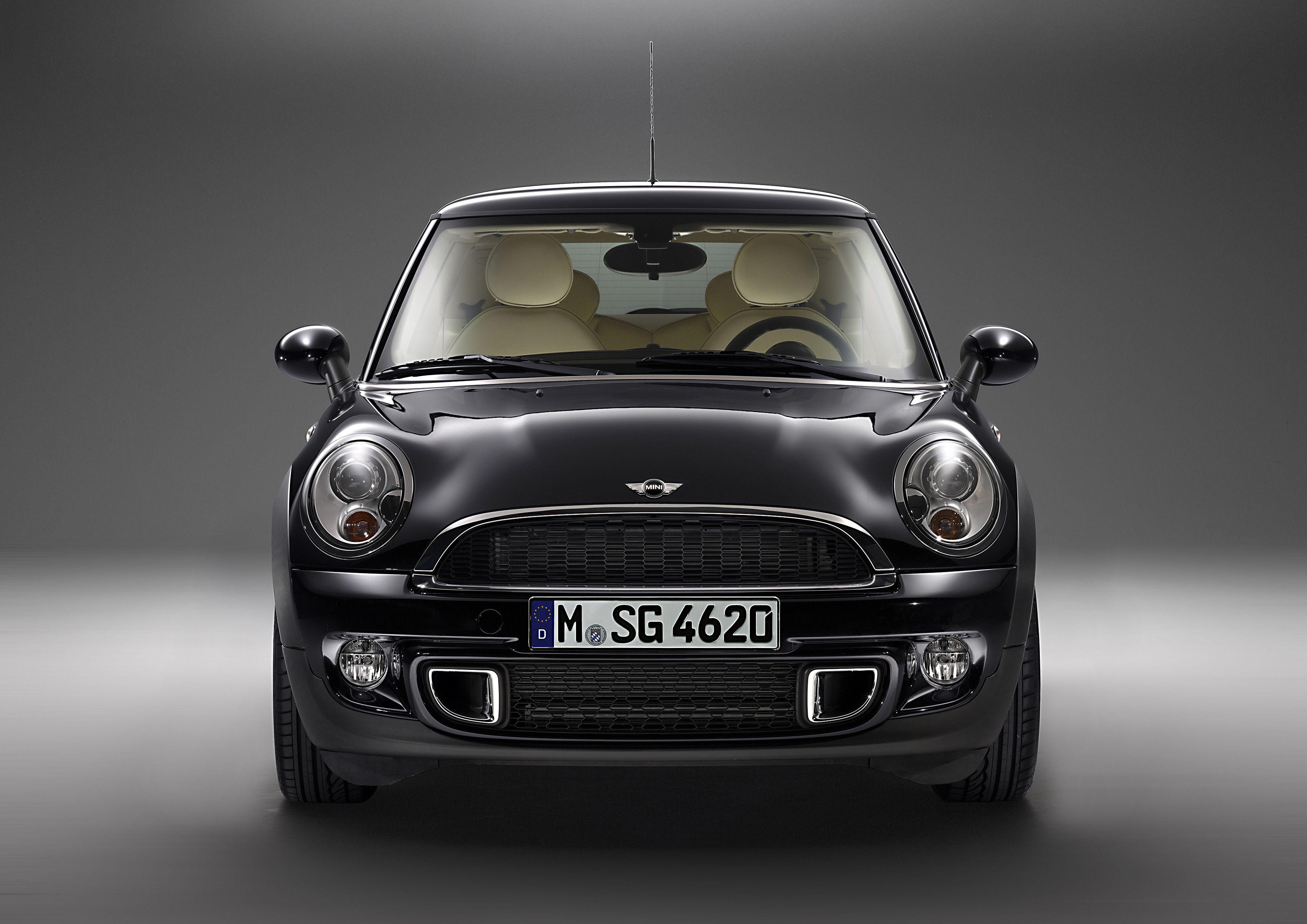Black Mini Cooper Goodwood Car Wallpapers Image Wallpapers
