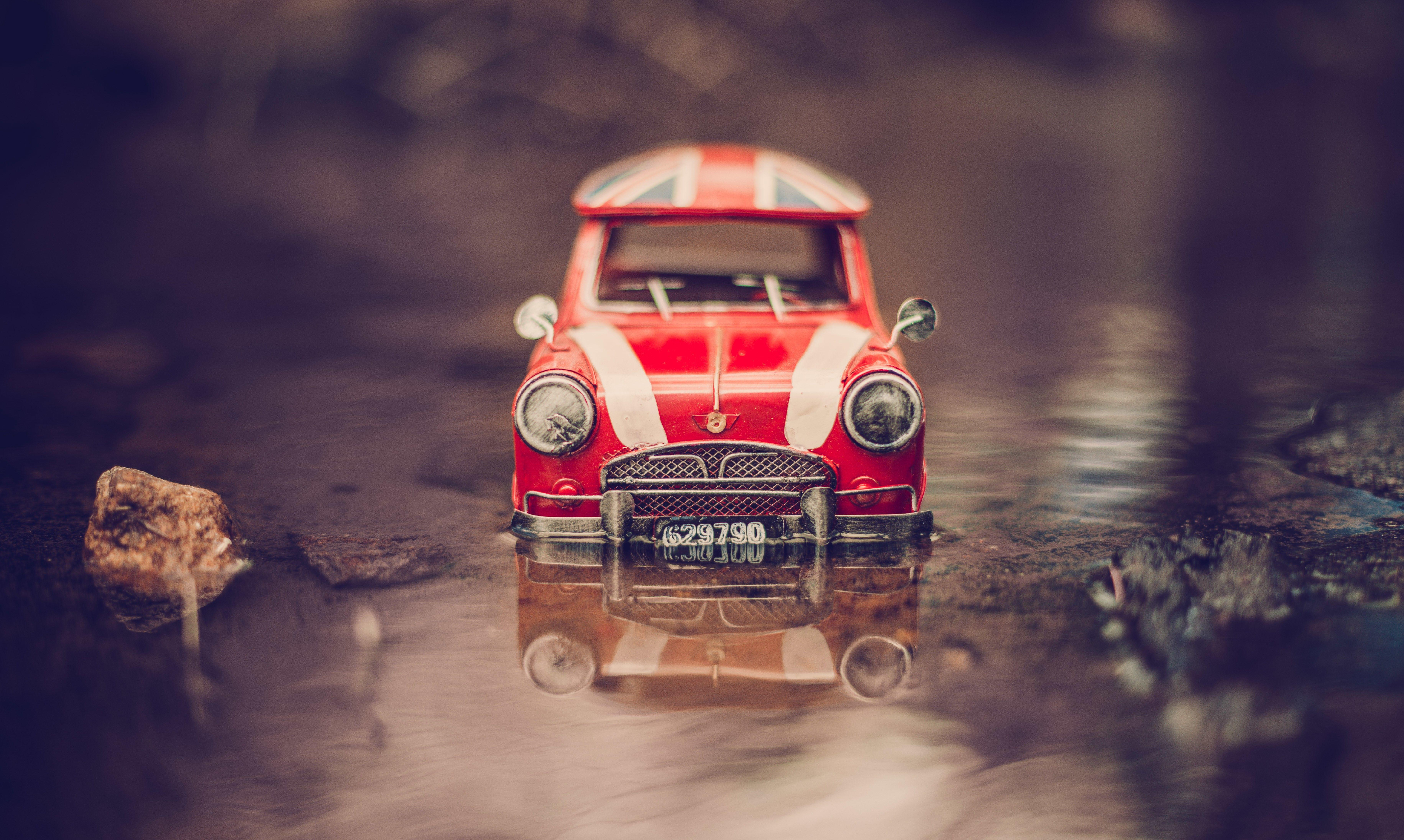 miniatures, Toys, Mini Cooper, Car Wallpapers HD / Desktop and