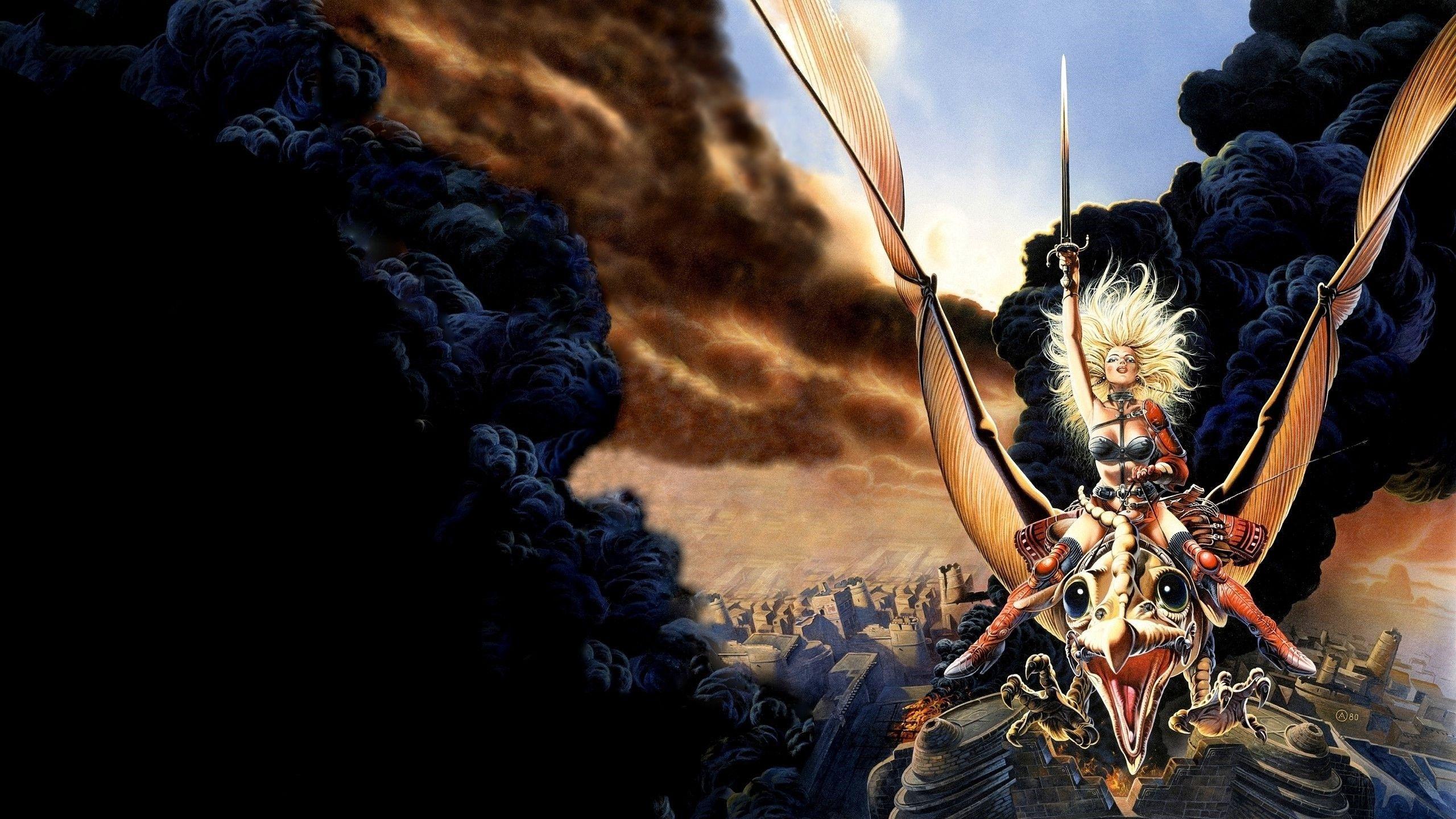 Heavy Metal Movie Wallpapers Wallpaper Cave