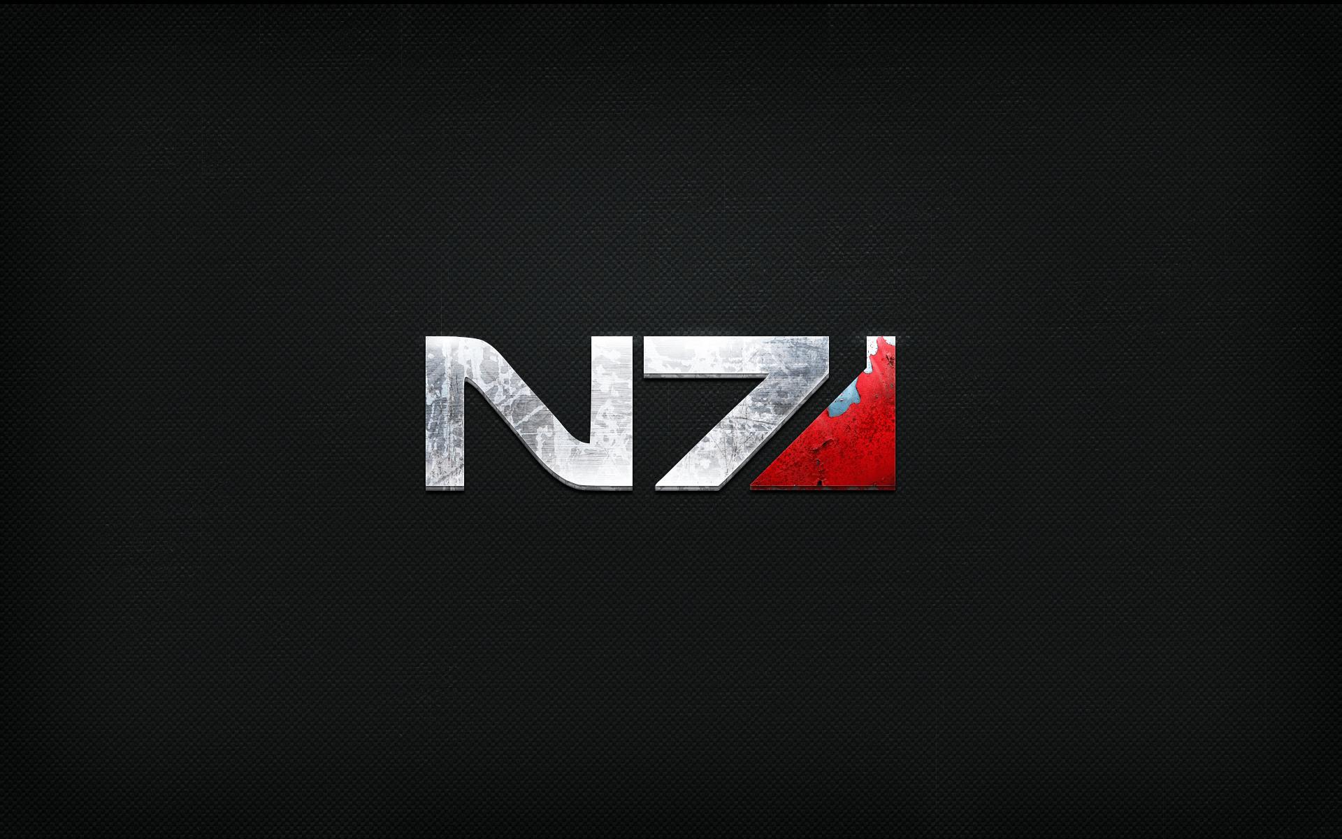 Mass Effect Logo Wallpapers - Wallpaper Cave