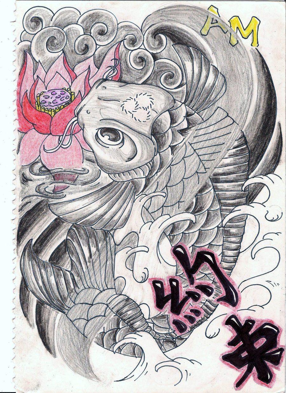 Koi Fish Tattoo Wallpapers HD - Wallpaper Cave