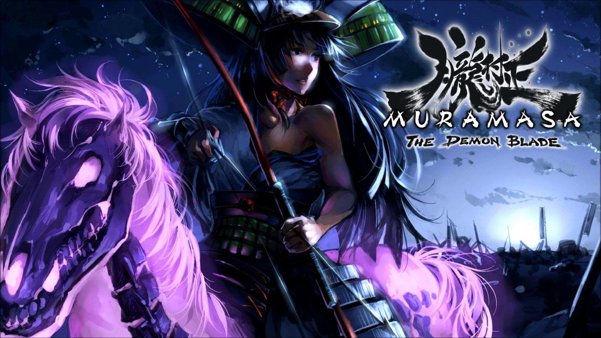 Muramasa The Demon Blade Wallpapers Wallpaper Cave