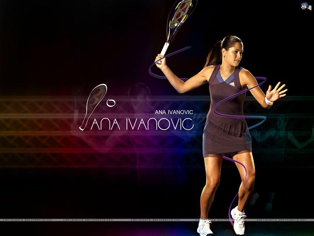 Ana Ivanovic Tennis Wallpapers Wallpaper Cave