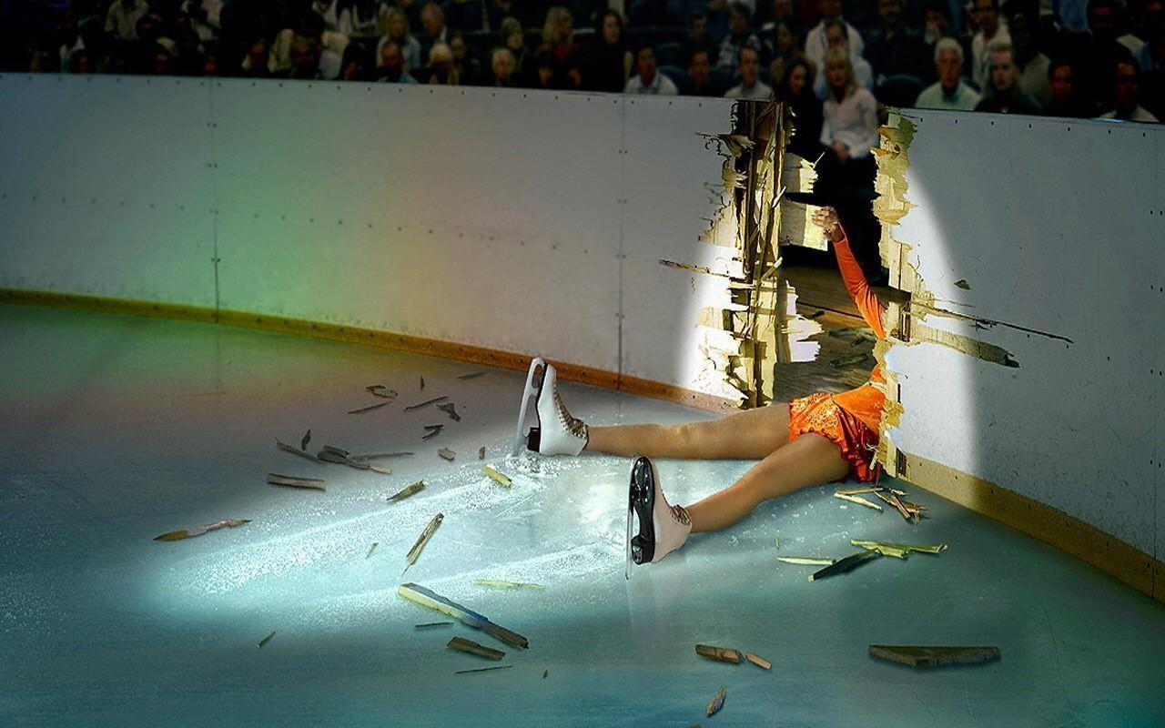 Прикольные картинки с коньками
