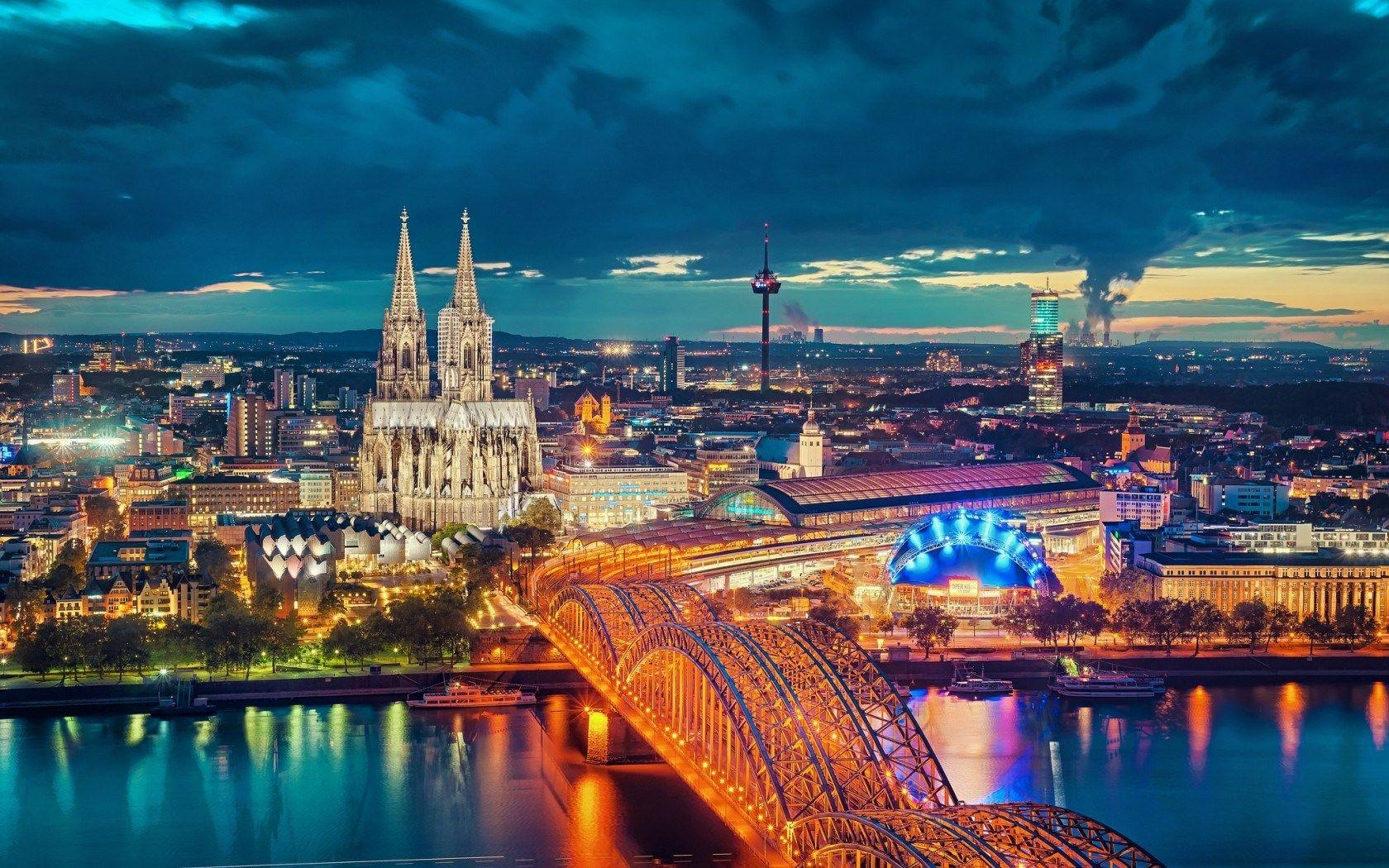 Germany City HD Wallpaper, Backgrounds Image